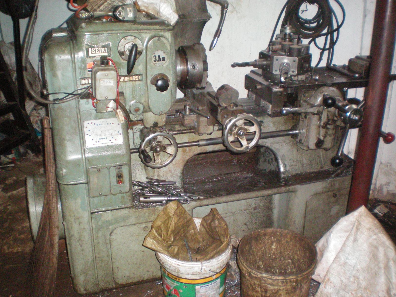 Chi tiết máy, công cụ